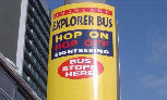Explorer Bus, Auckland, New Zealand