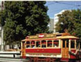 Tram Tour, Christchurch, New Zealand