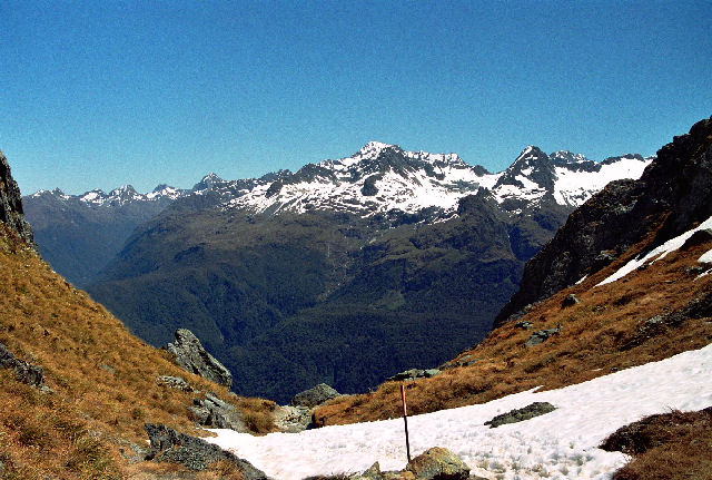 Fiordland National Park - click to view a full description.