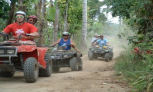 ATV, Quad bike,Half Day, Kuranda,Cairns, Australia