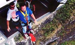 Hackett Nevis Bungy, Queenstown, New Zealand