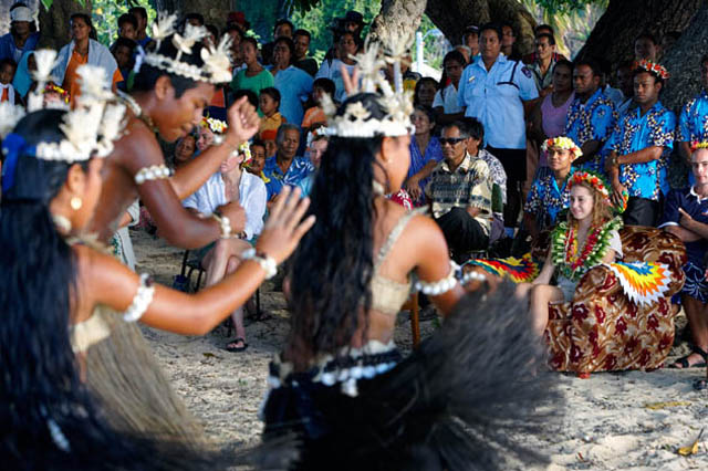 Fijian Culture - click to view a full description.
