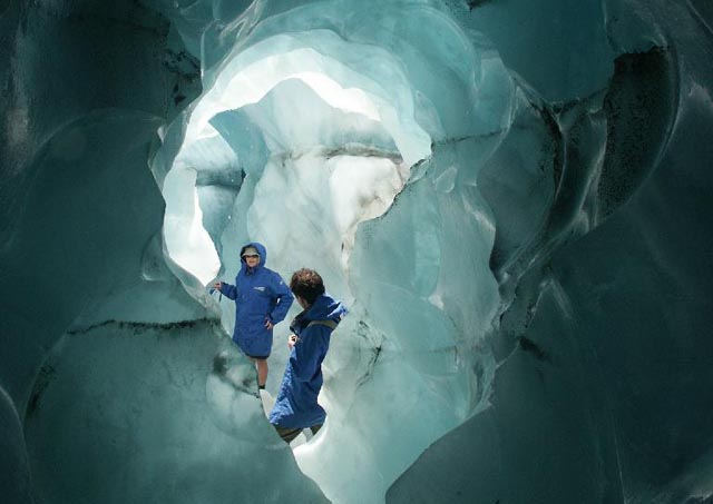 Franz Josef Glacier - click to view a full description.